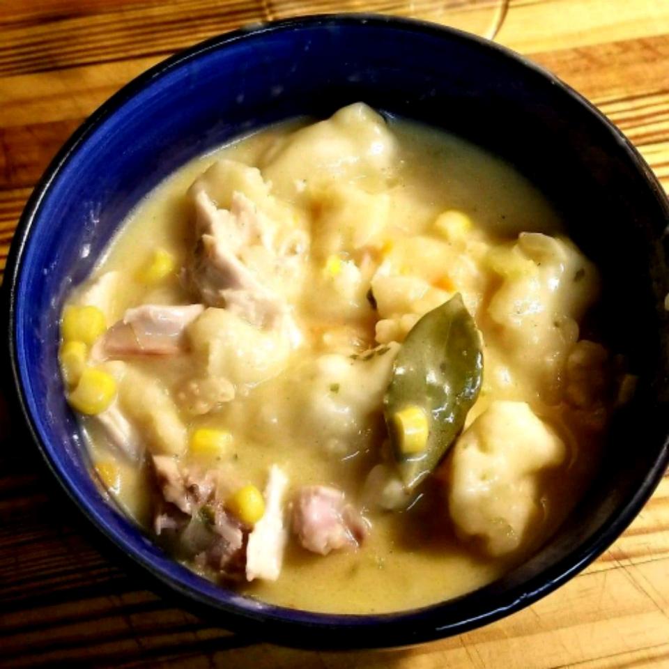 Chef John's Chicken and Dumplings Robert Cook