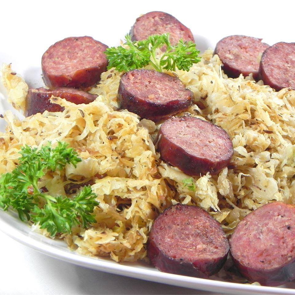 Sausage 'n Kraut