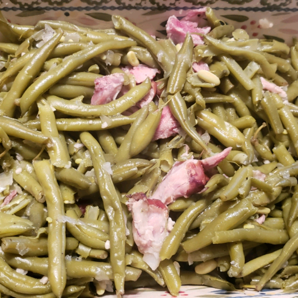 Southern Style Thanksgiving Green Beans Recipe Allrecipes Com