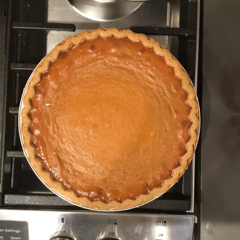 Try This Tasty Pumpkin Pie Recipe