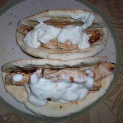 Chicken Shawarma Joe Mahoney