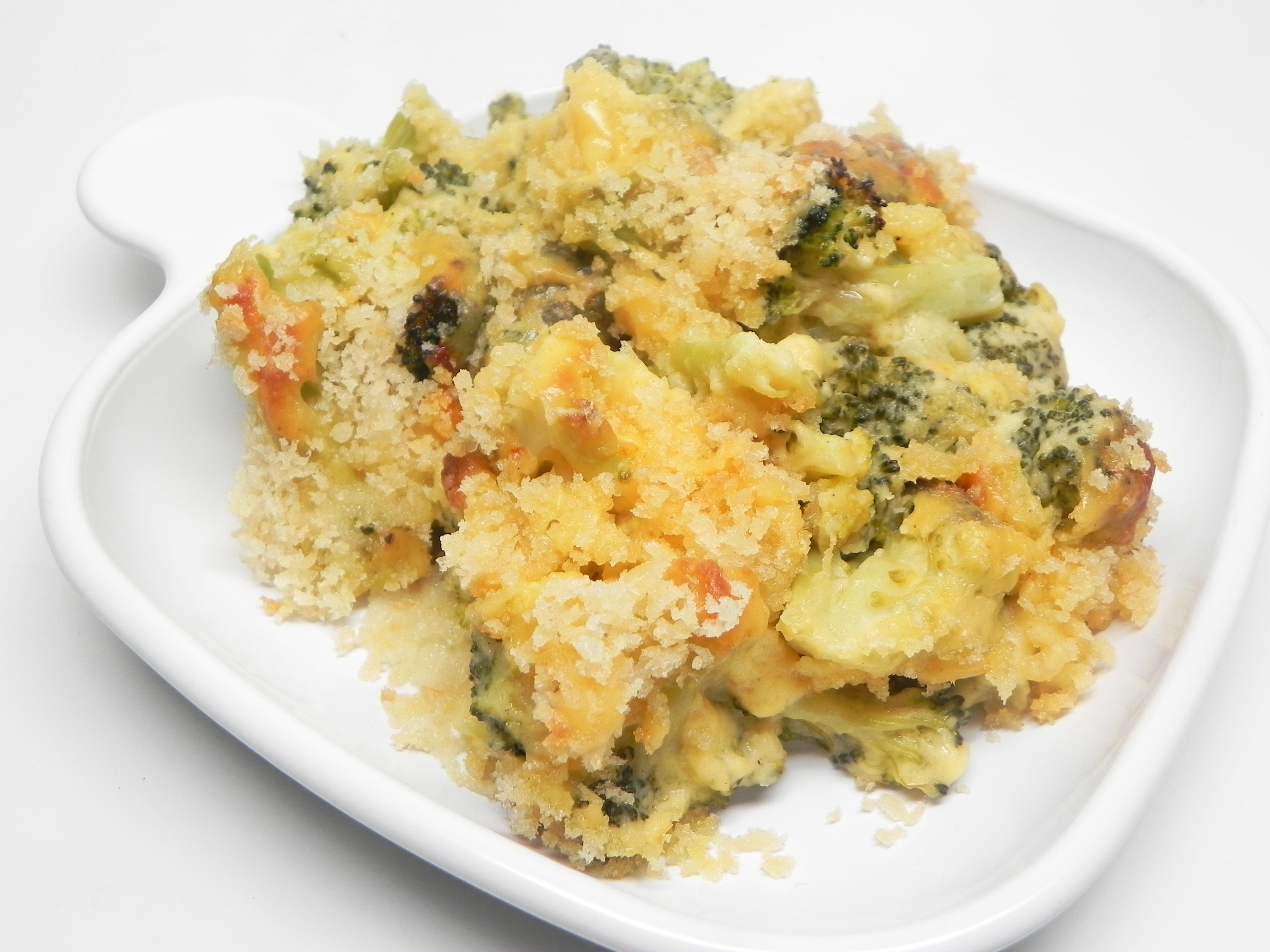 Broccoli Gratin BethanyC