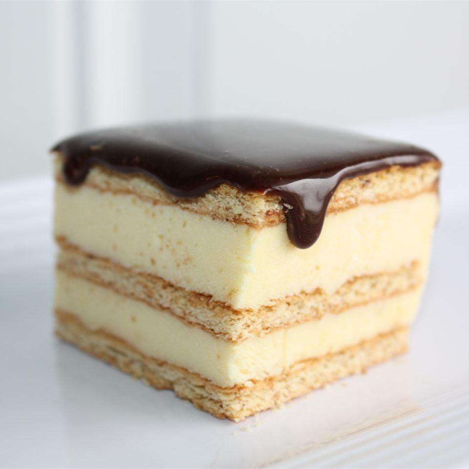 Chocolate Eclair Cake image