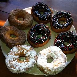 Grandma's Doughnuts fanclubber