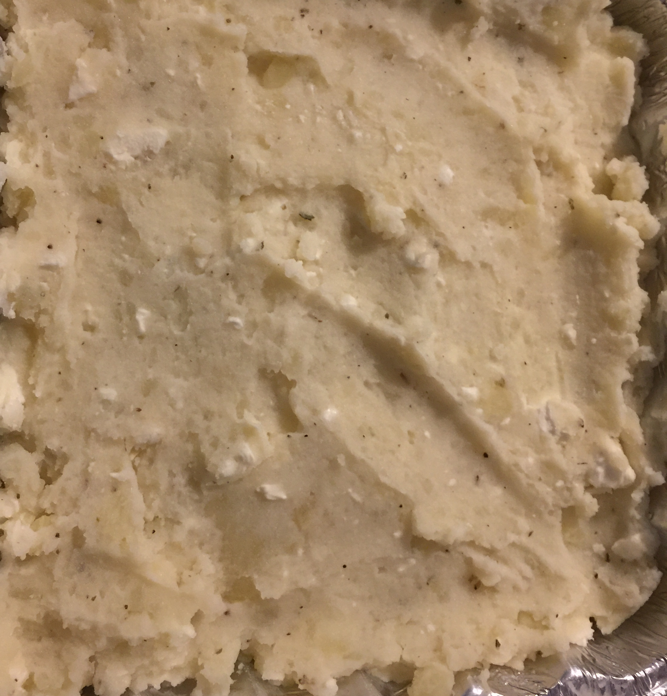 Garlic Herb Feta Cheese Mashed Potatoes Occasional Cooker
