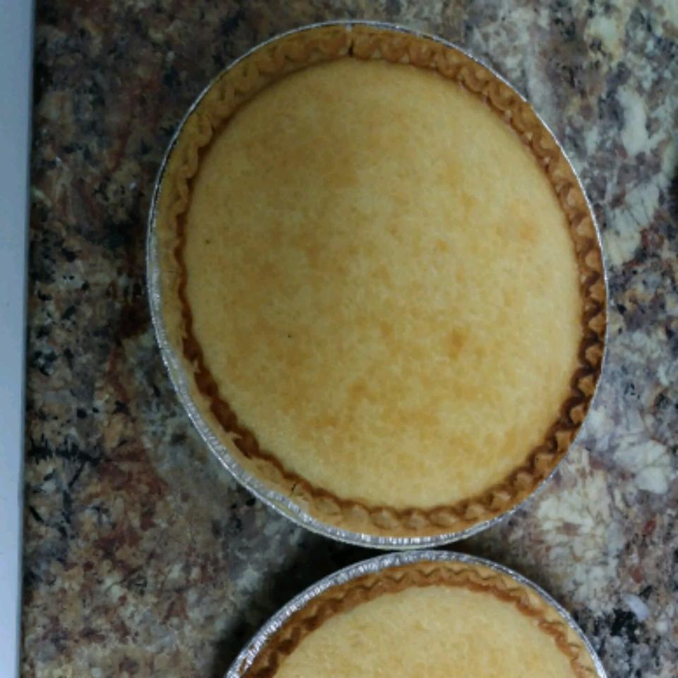 White Potato Pie