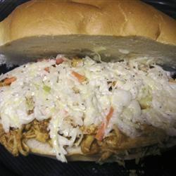 BBQ Chicken Sandwiches marika717