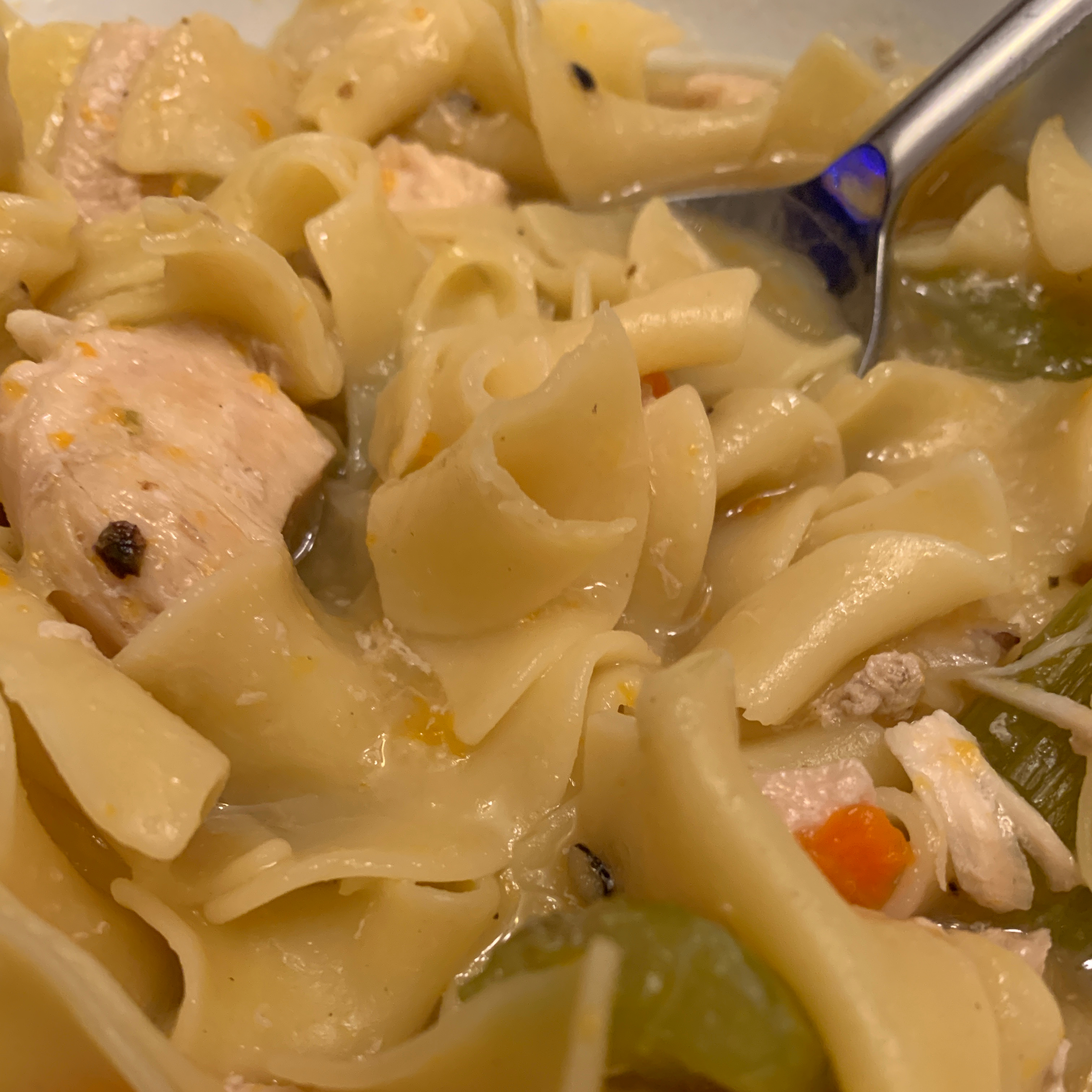 Quick and Easy Instant Pot(R) Chicken Noodle Soup