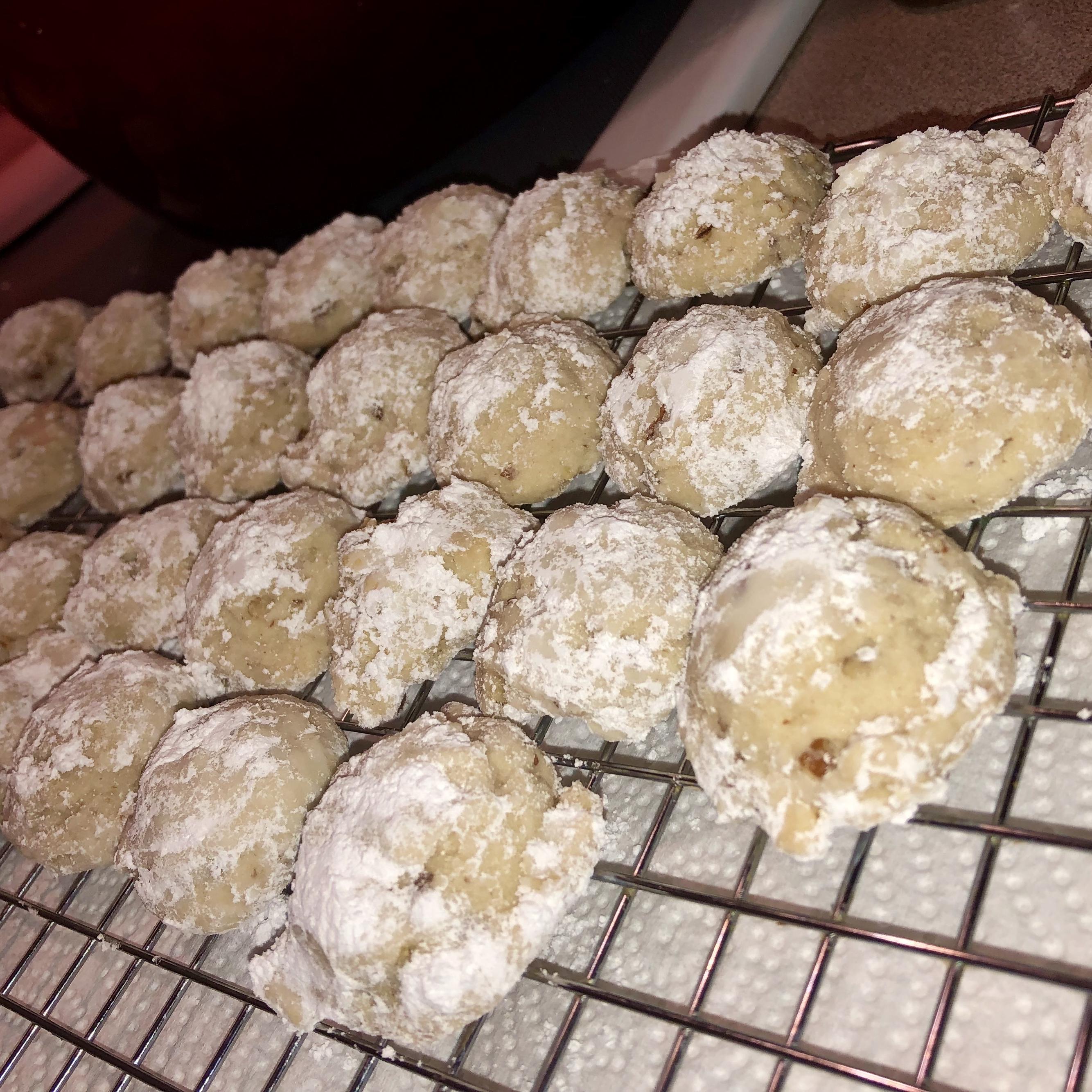 Italian Wedding Cookies Iii Recipe Allrecipes Com Allrecipes