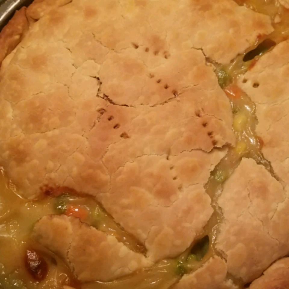 Chicken Pot Pie III Tom