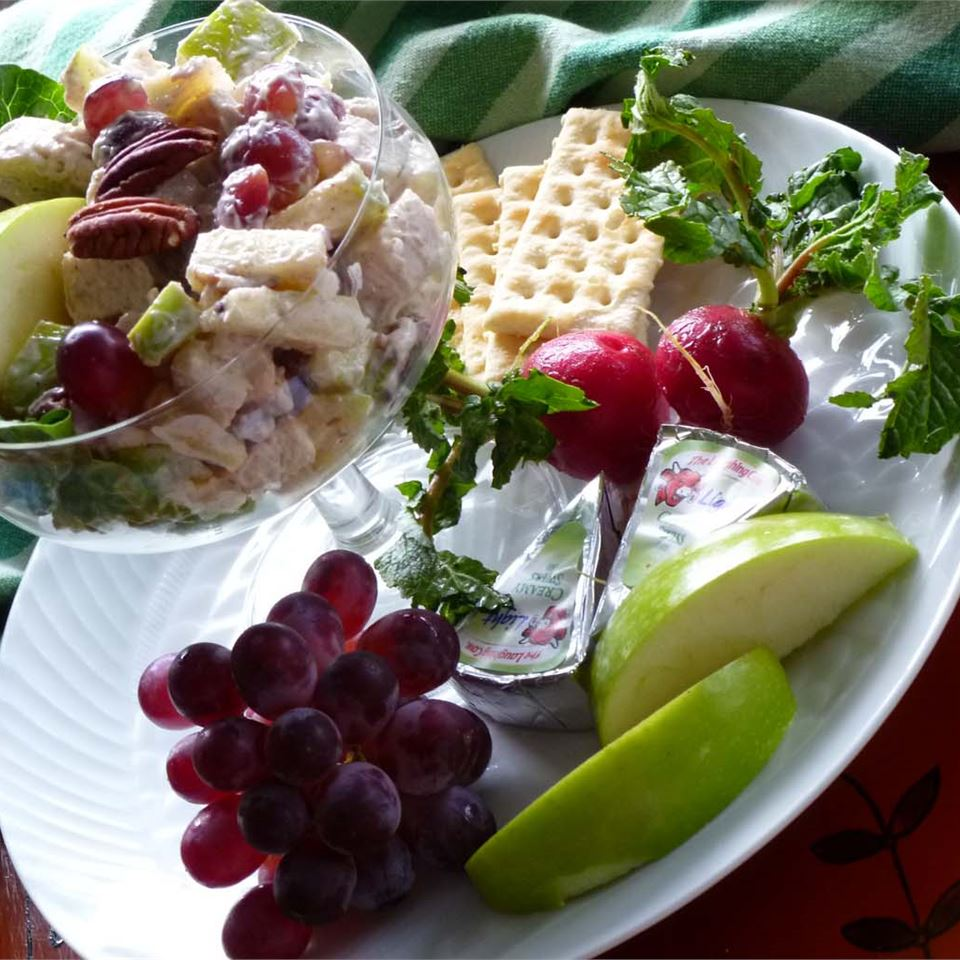 Easy Fruited Chicken Salad jo1527