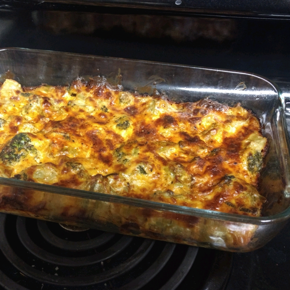 Awesome Broccoli-Cheese Casserole Cristina