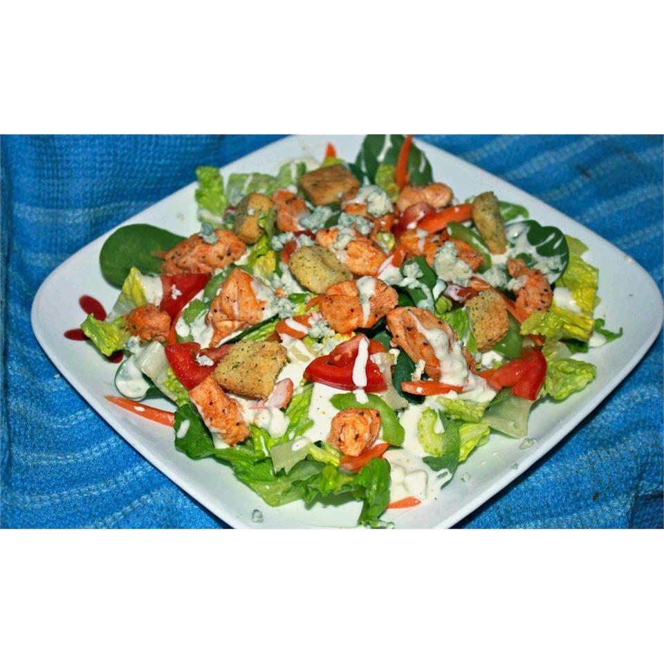 Hot 'n' Spicy Buffalo Chicken Salad Marisa R.