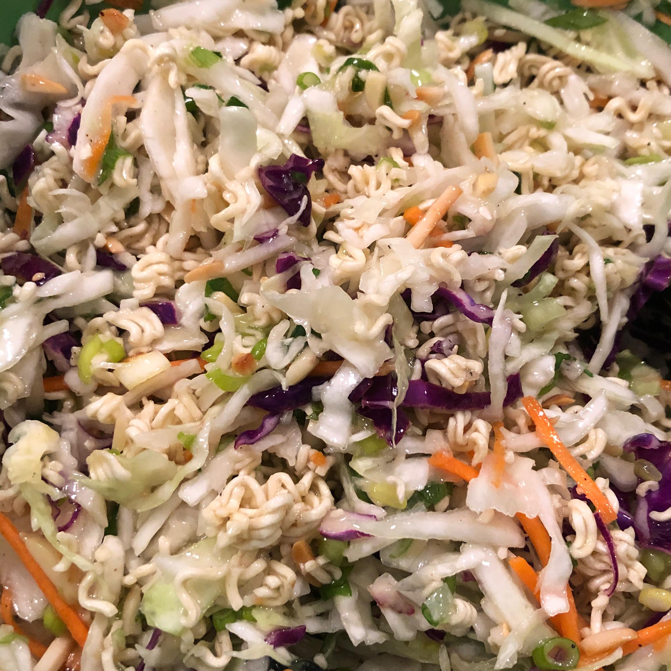 Fugi Salad Kathie Hoos
