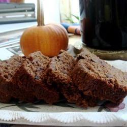 Chocolate-Pumpkin Bread