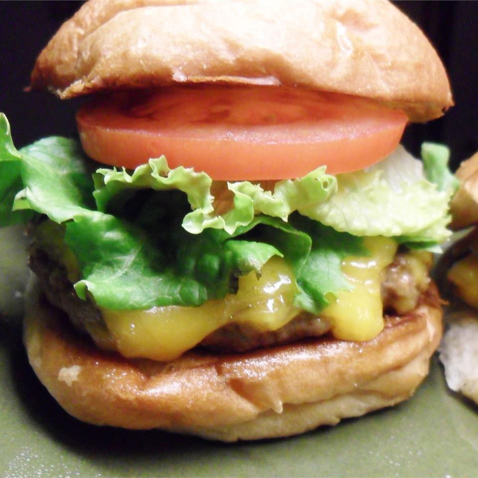 Juiciest Hamburgers Ever image