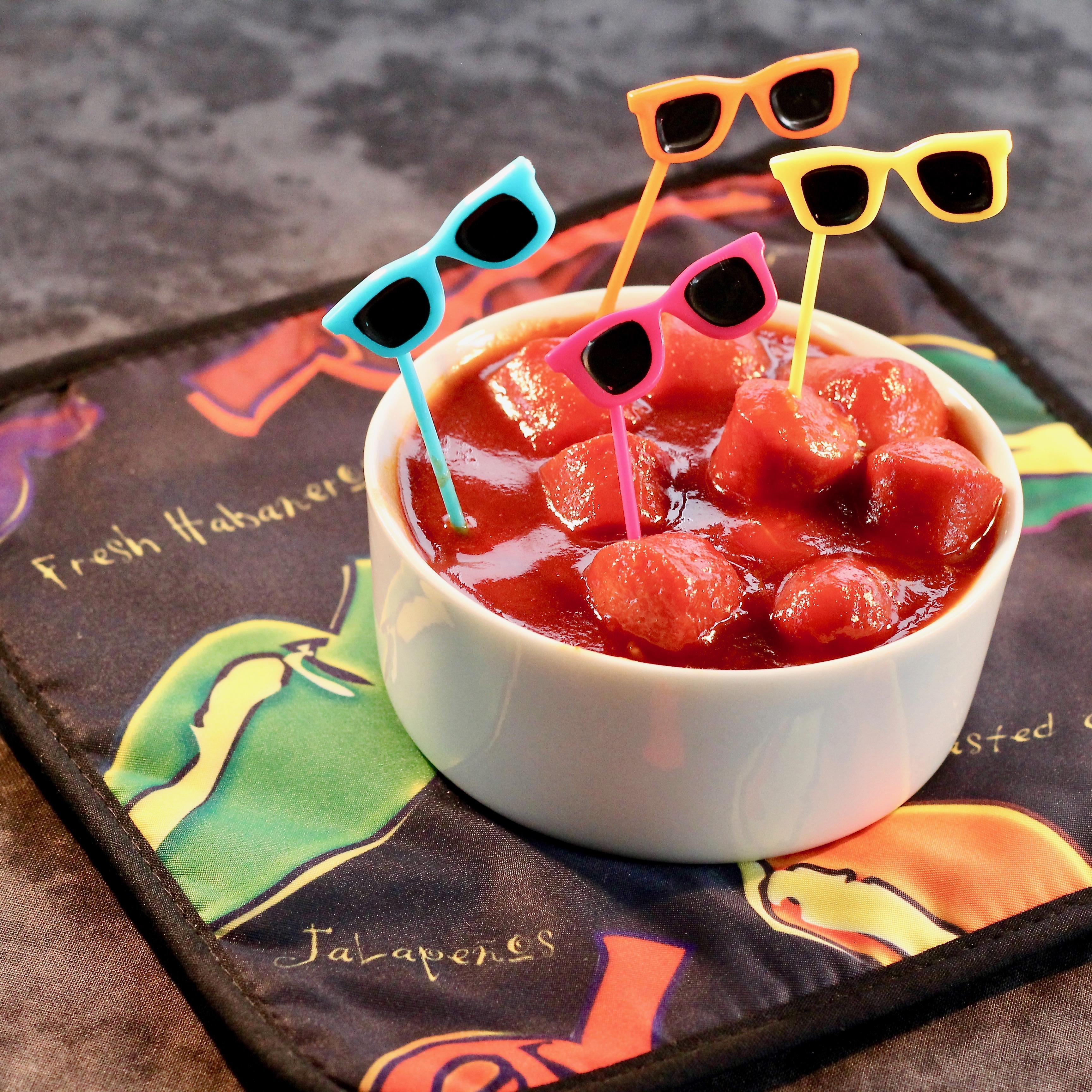 Saucy Sriracha Franks