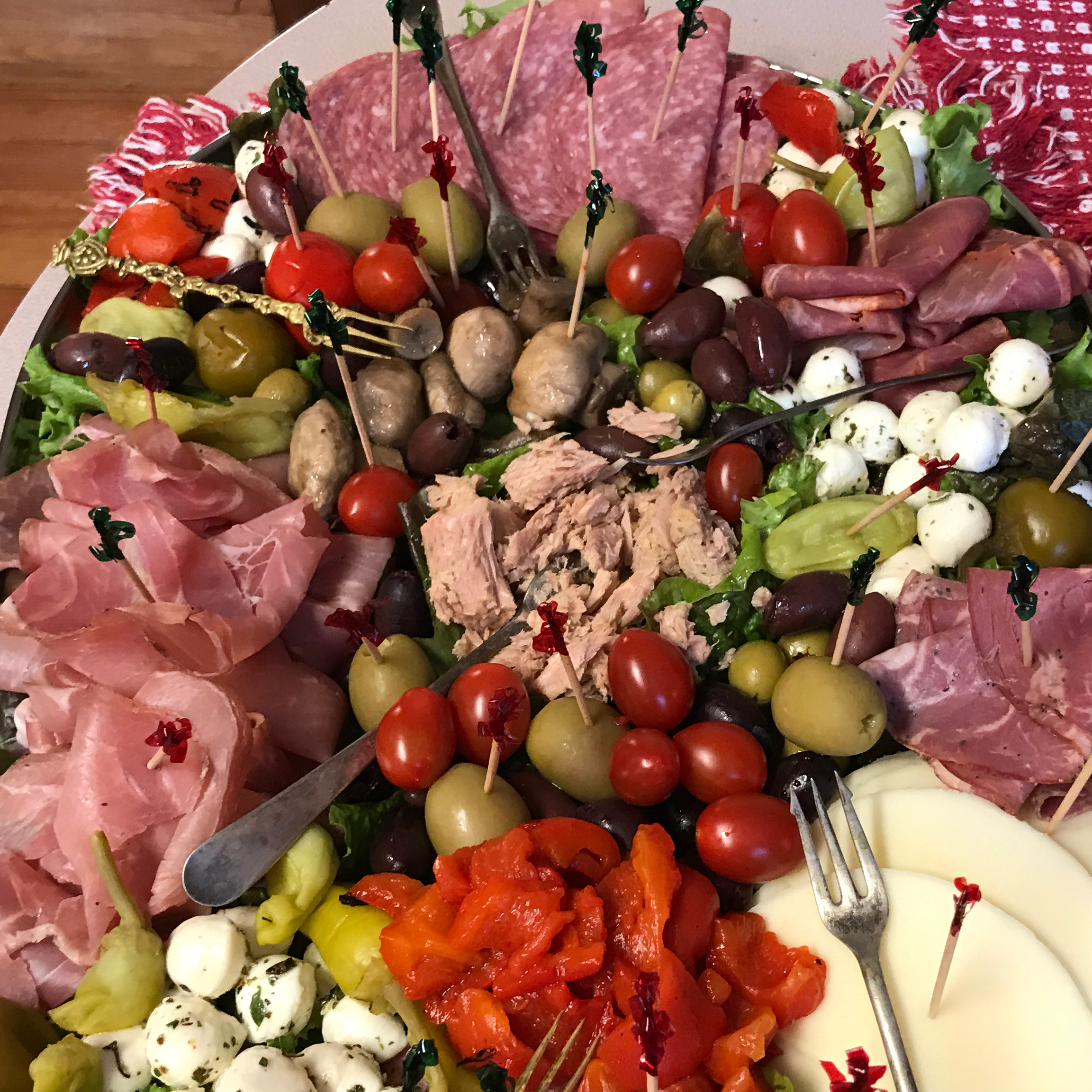 Antipasto Platter Recipe Allrecipes