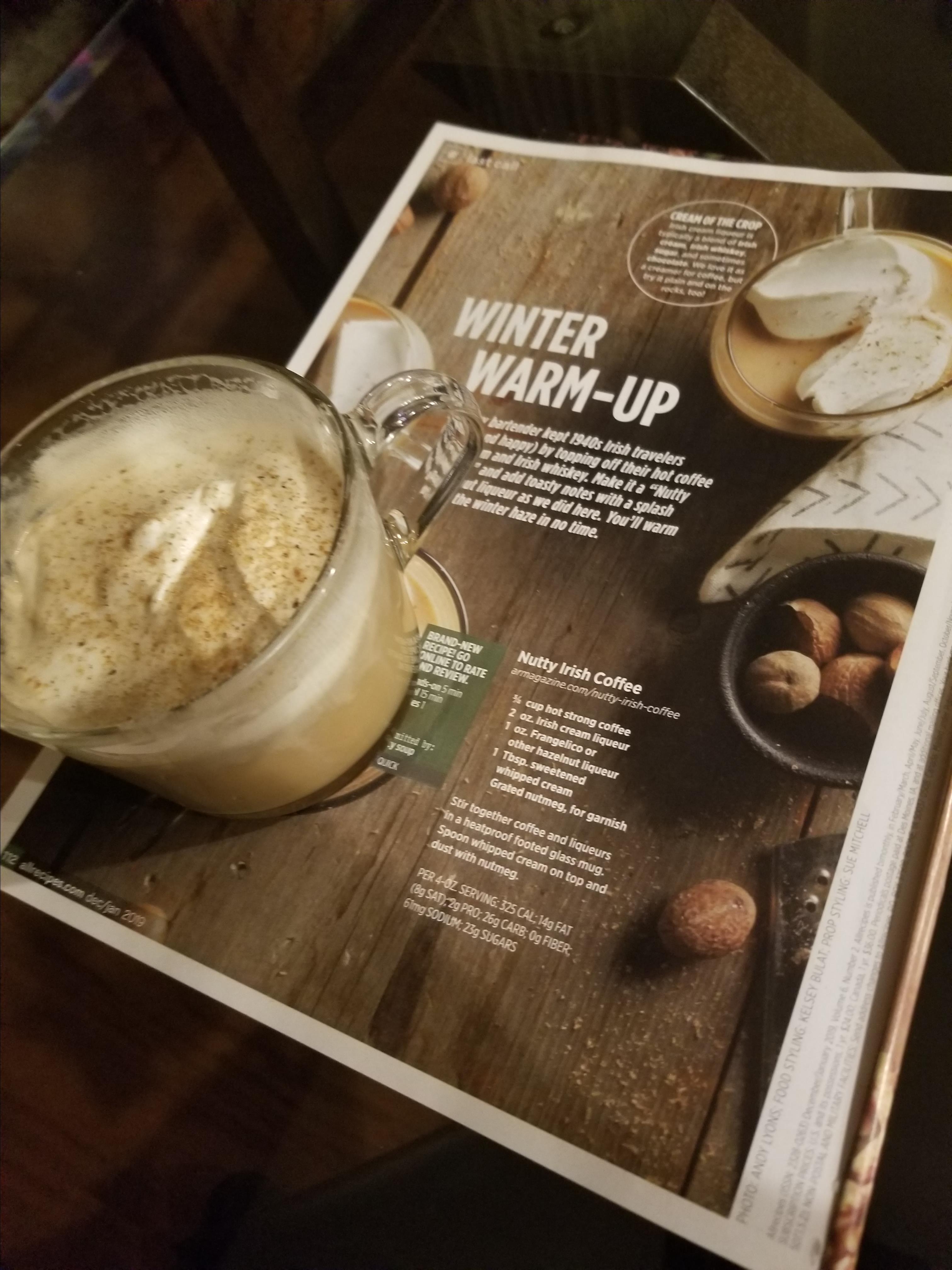 Nutty Irish Coffee Allrecipes