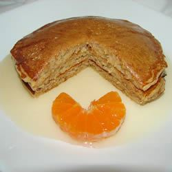 Whole Wheat Pancakes GodivaGirl