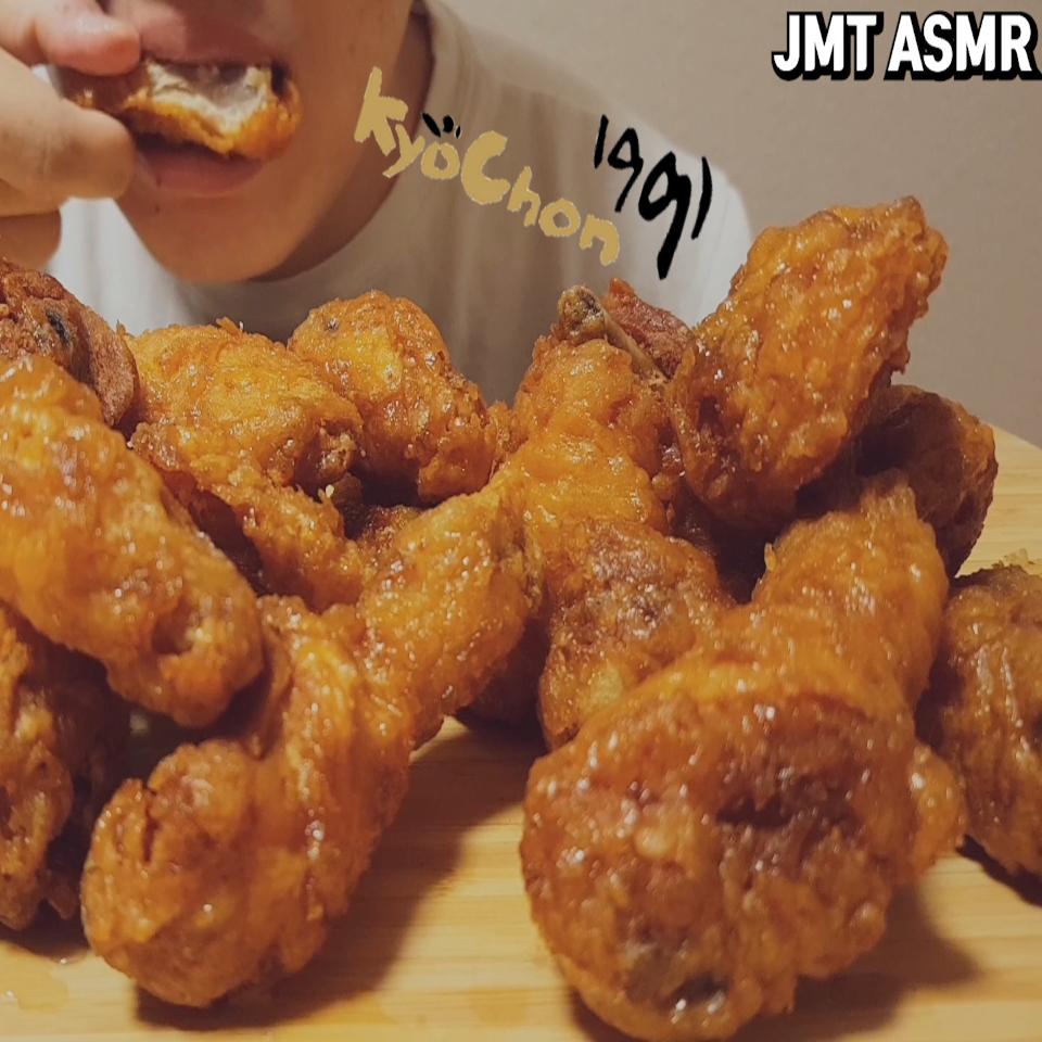 Korean Fried Chicken JMT