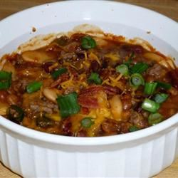 Three Bean Potluck Casserole THREADS321