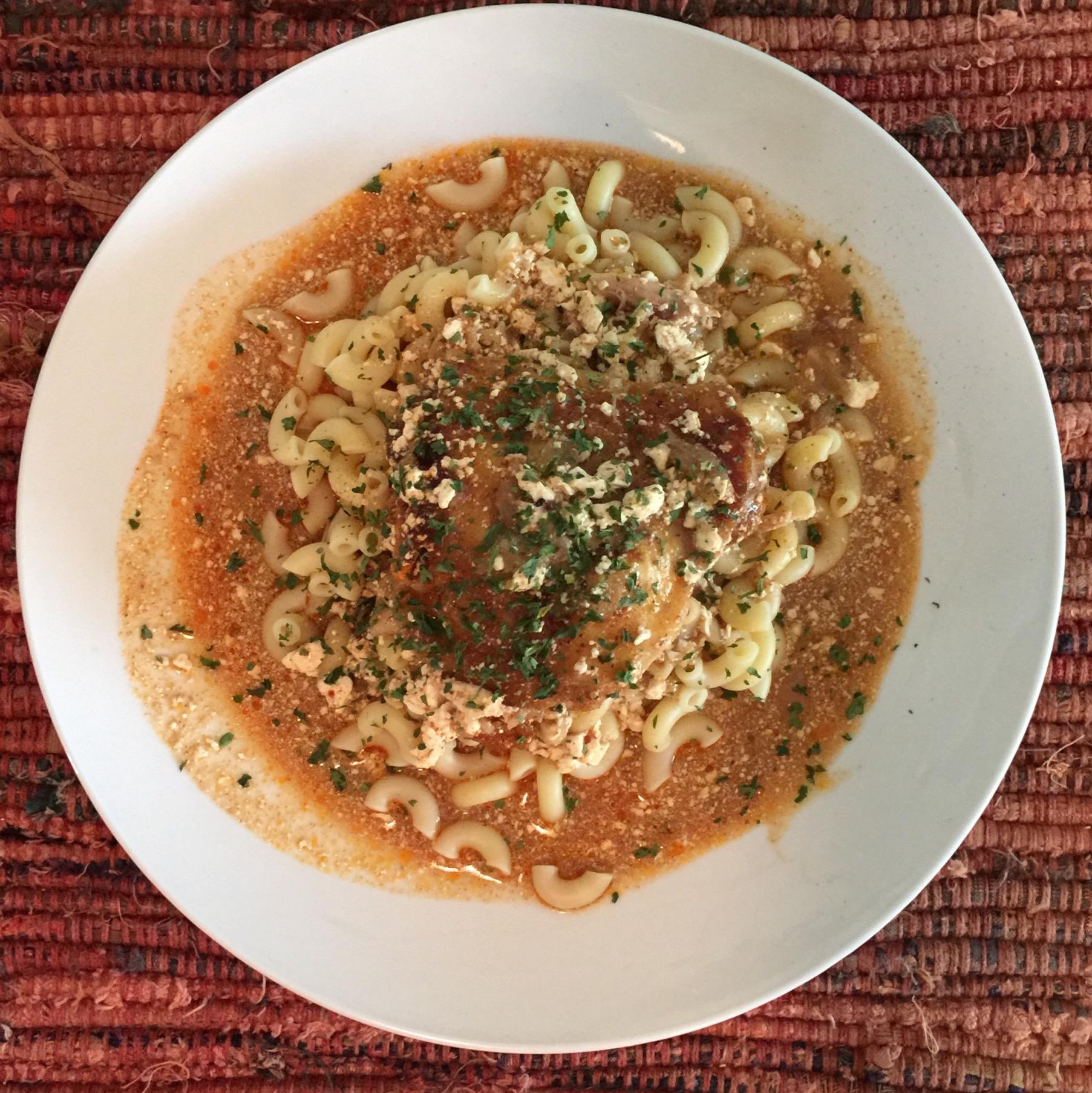 Chicken Paprikash Sherry Giampino