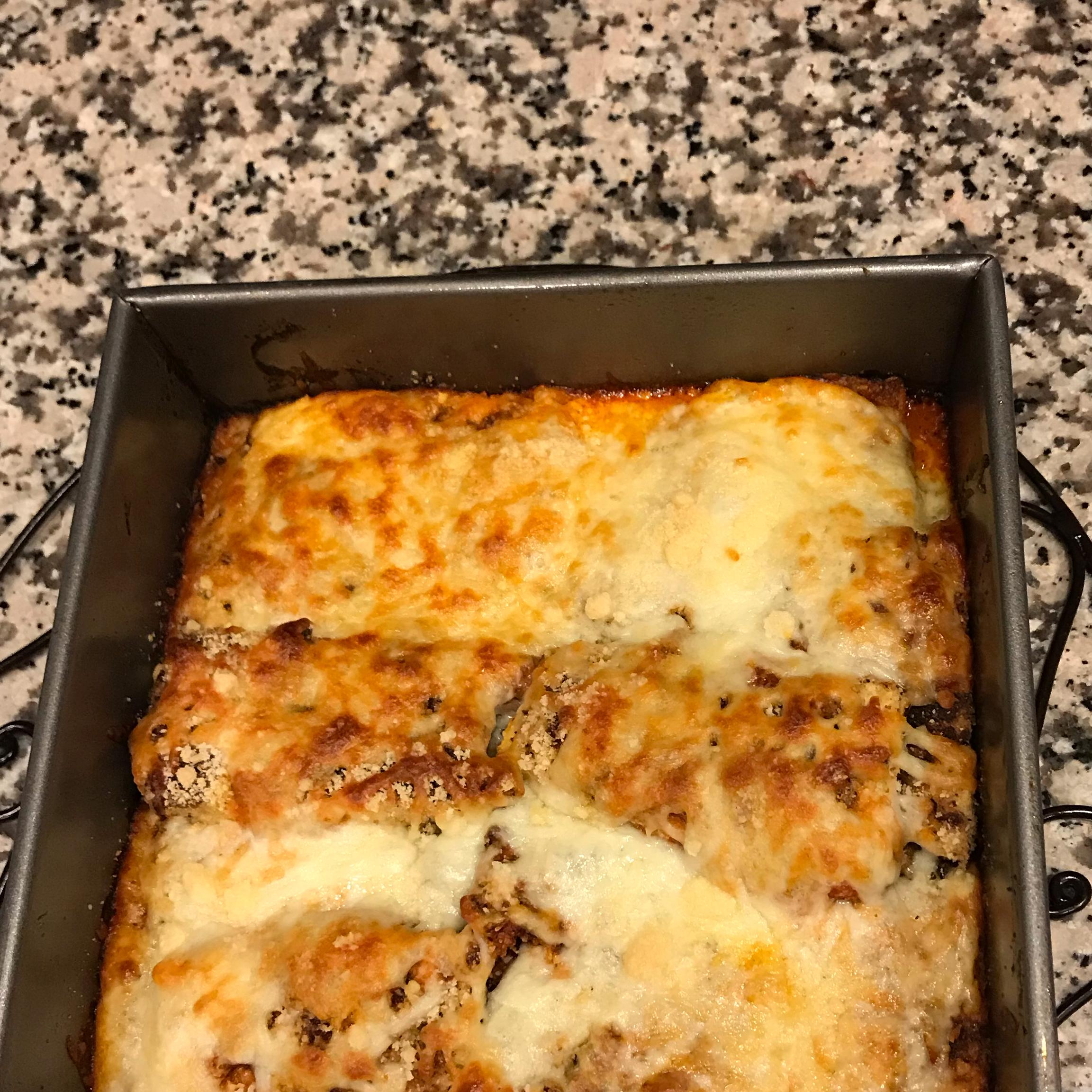 Tofu Parmigiana kbhodgson