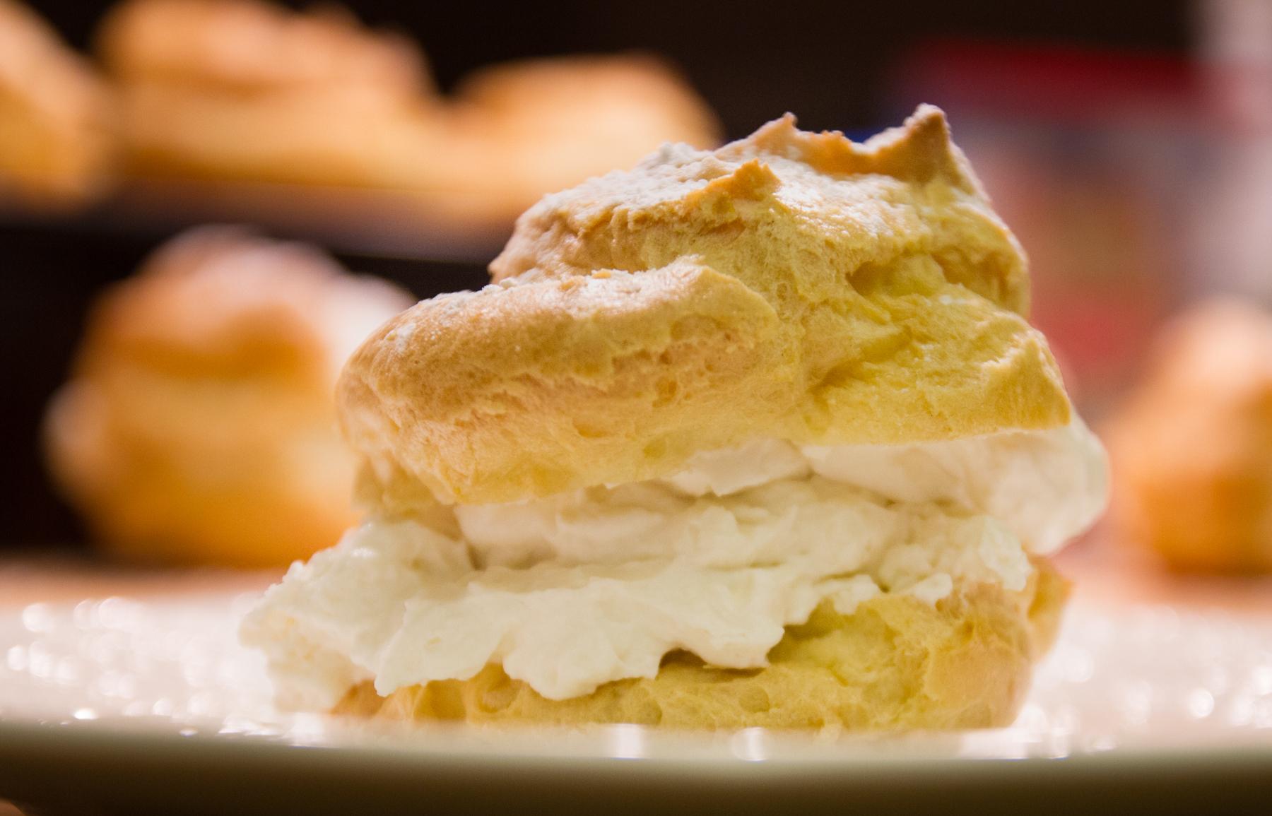 Cream Puffs image
