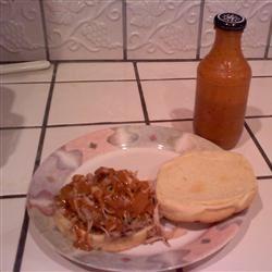 Best Carolina BBQ Meat Sauce mellie18_99