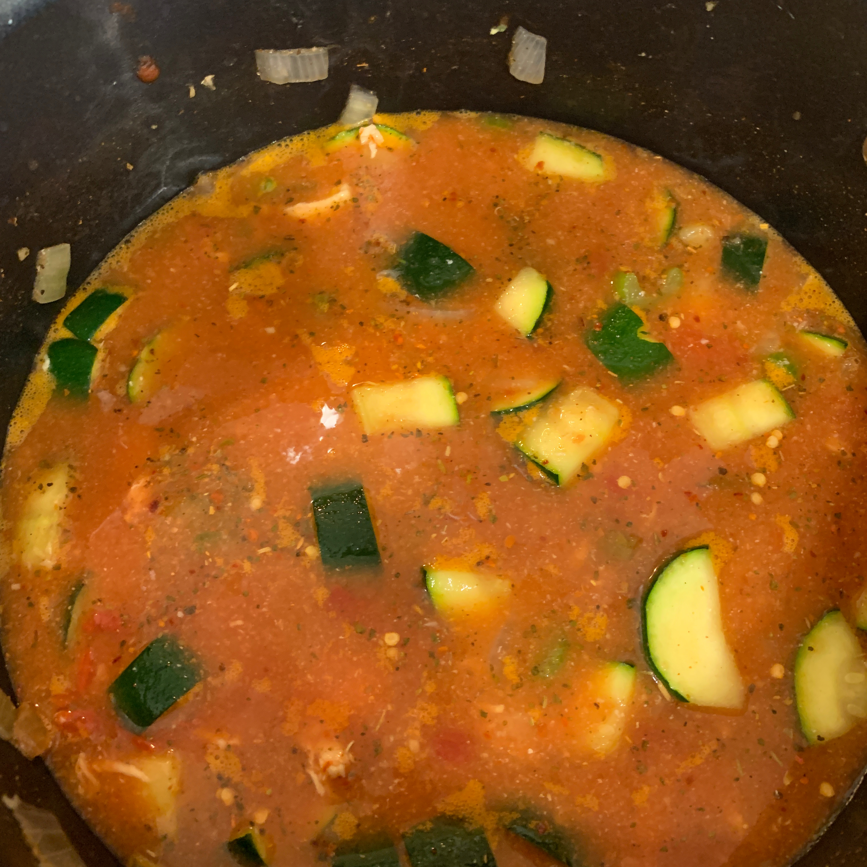 Spicy Cajun Chicken Stew phucm