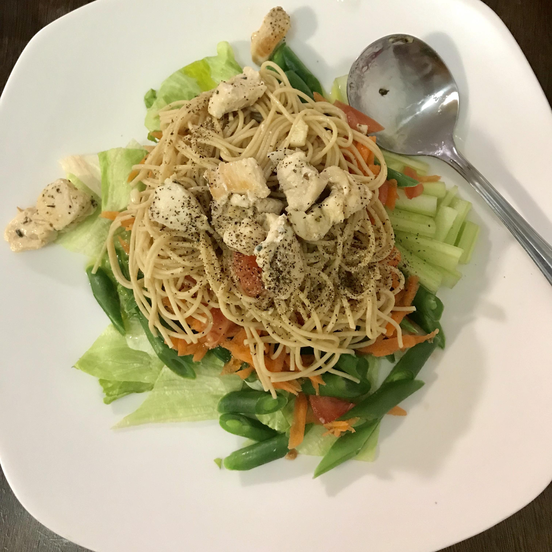 Almond Chicken Salad milabang