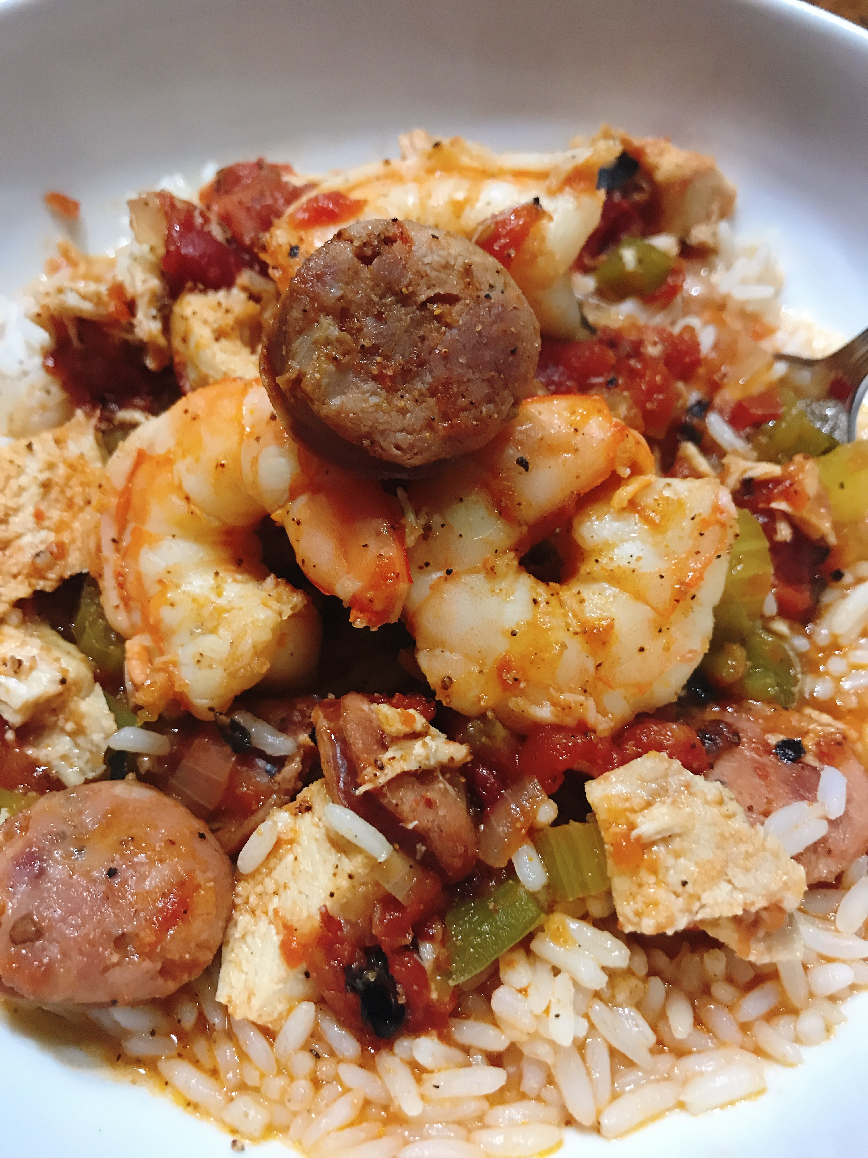 Instant Pot(R) Cajun Jambalaya - Printer Friendly