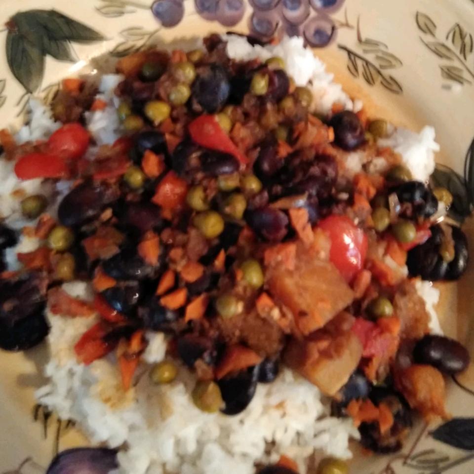 Jacy's Middle-Eastern Fava Bean Stew XjacyX