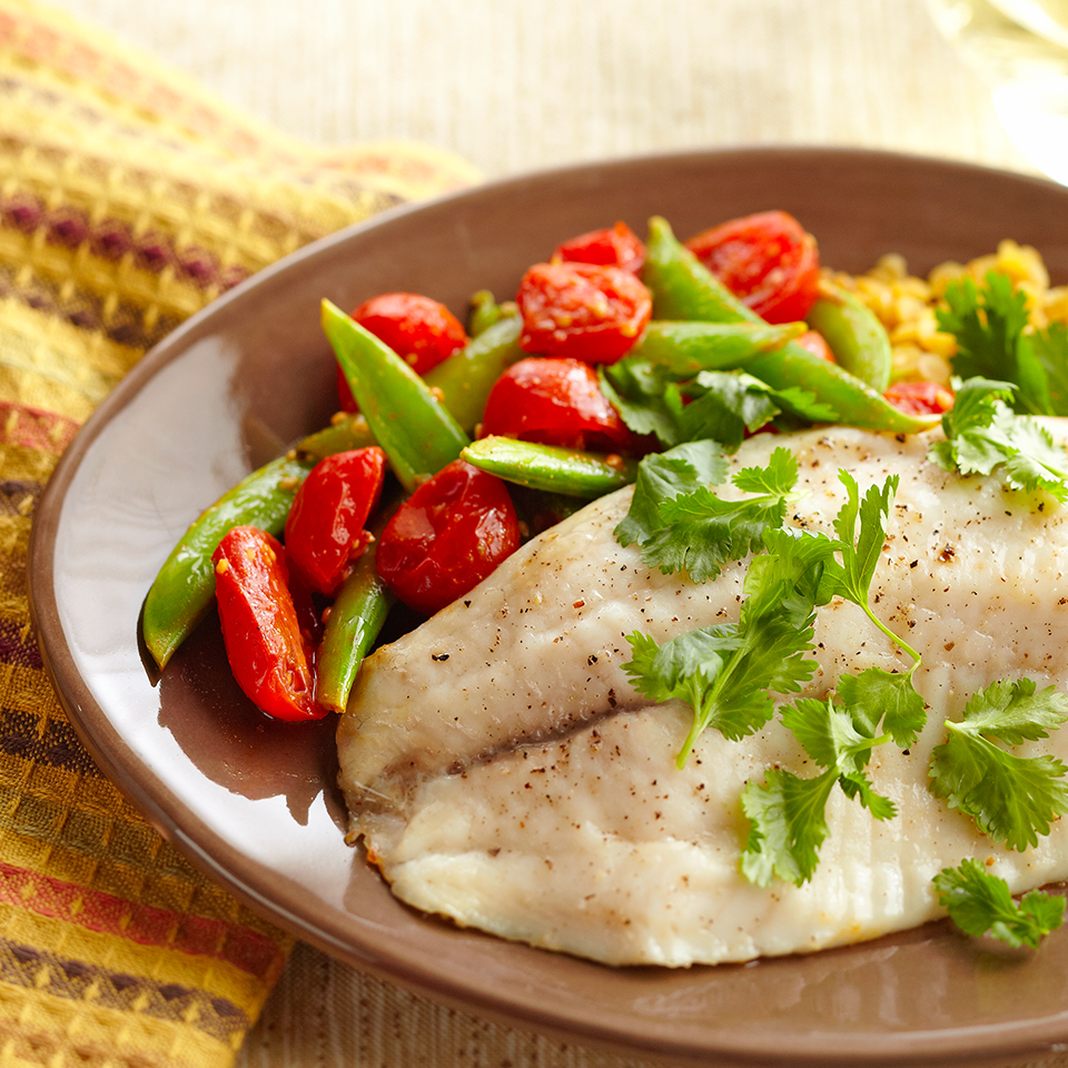 Indian Curry Fish Diabetic Living Magazine