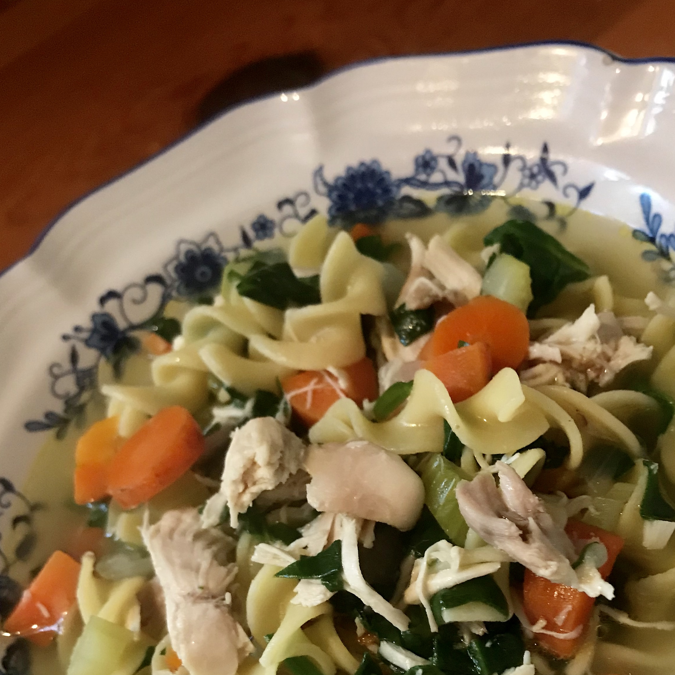 Never-Fail Chicken Noodle Soup Amy Harn Jones