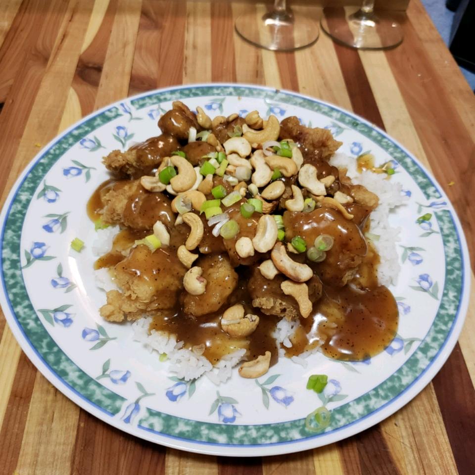 Springfield Style Cashew Chicken I