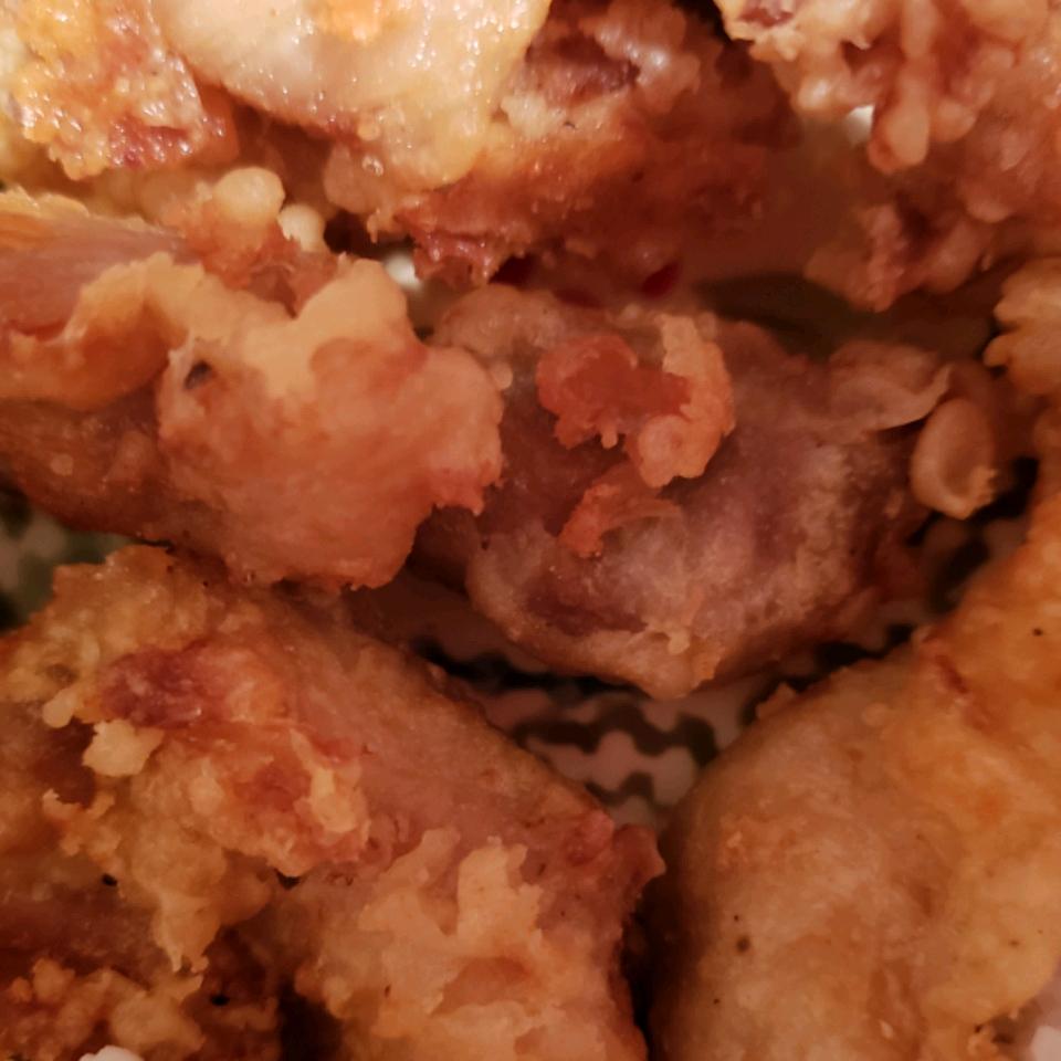 Korean Fried Chicken Corena Ramirez