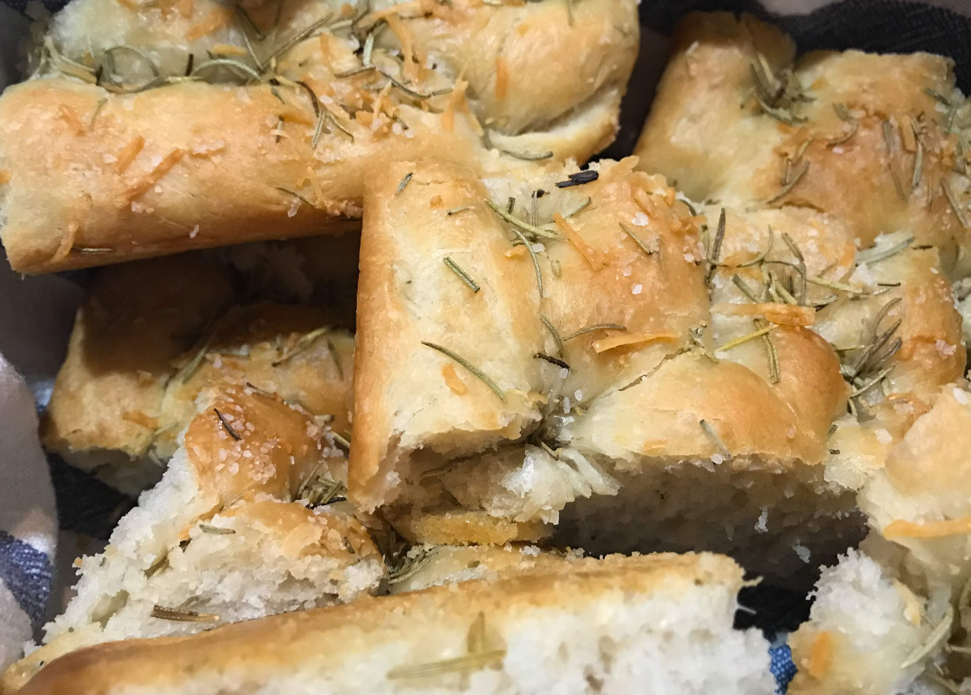 Bread Machine Focaccia Recipe Allrecipes