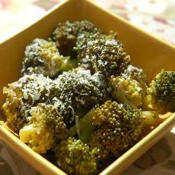 Garlic Broccoli