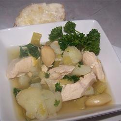 Forty Garlic Chicken Jeanie