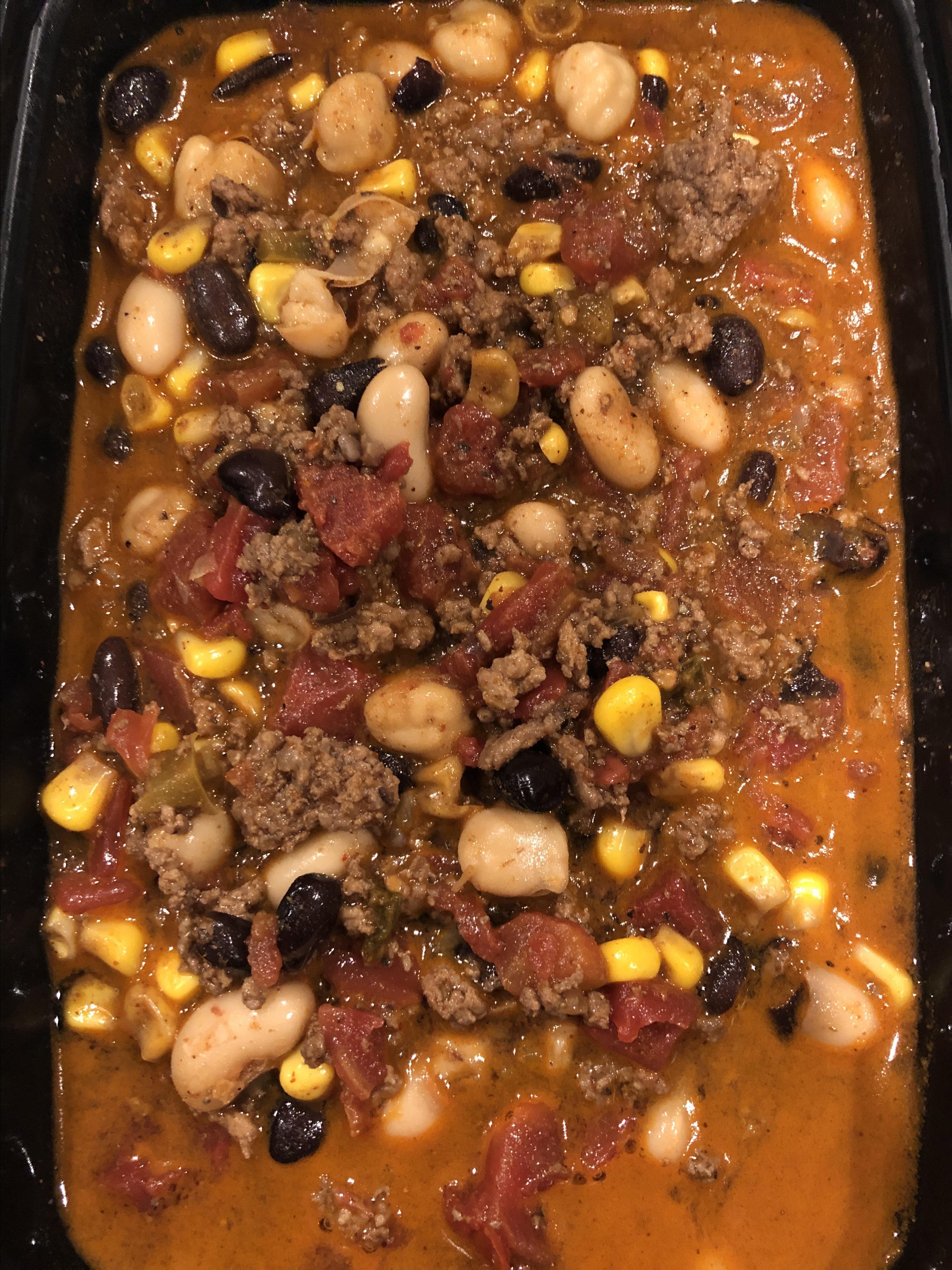 Black Bean And Chickpea Chili Recipe Allrecipes