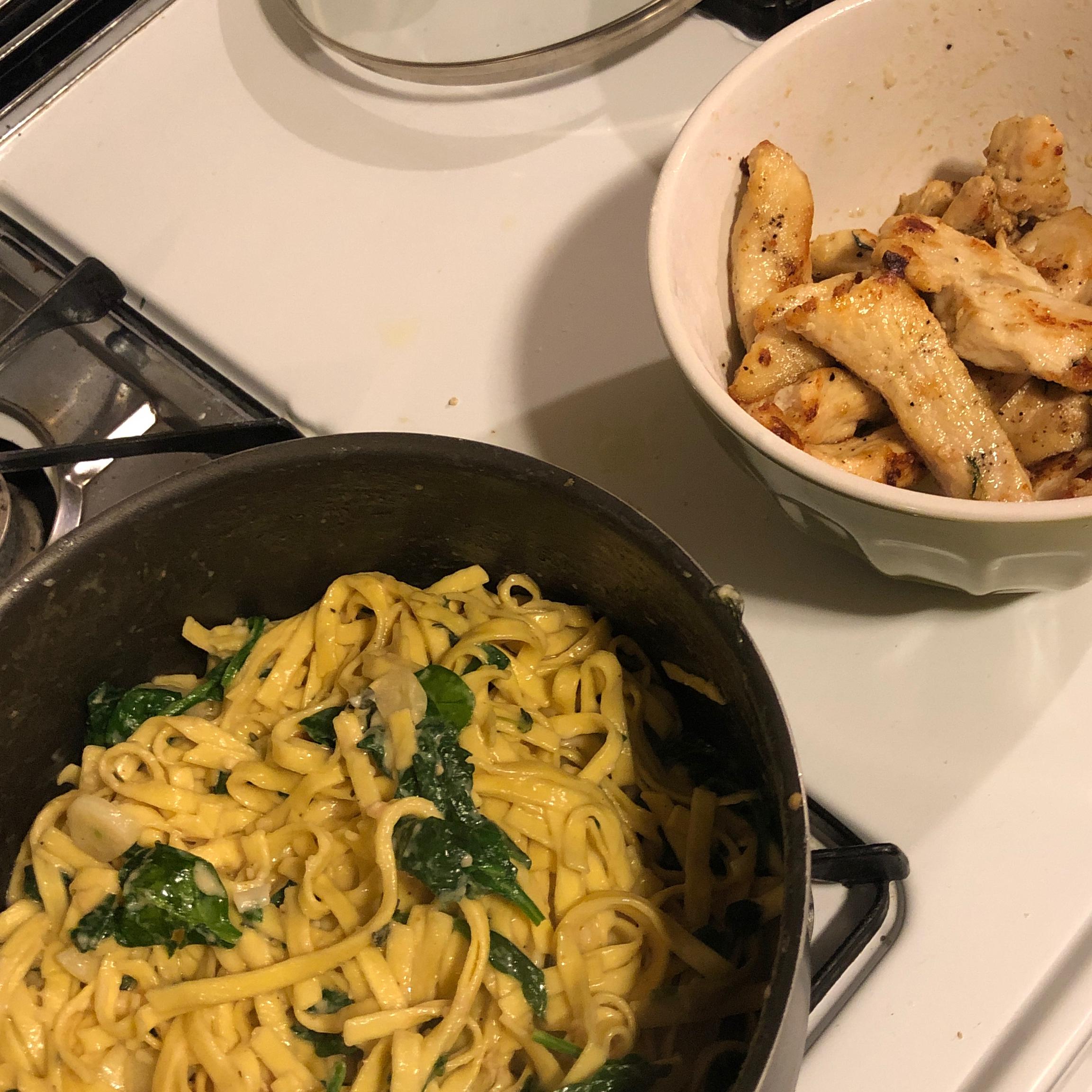 Asiago Chicken Pasta Publix Aprons