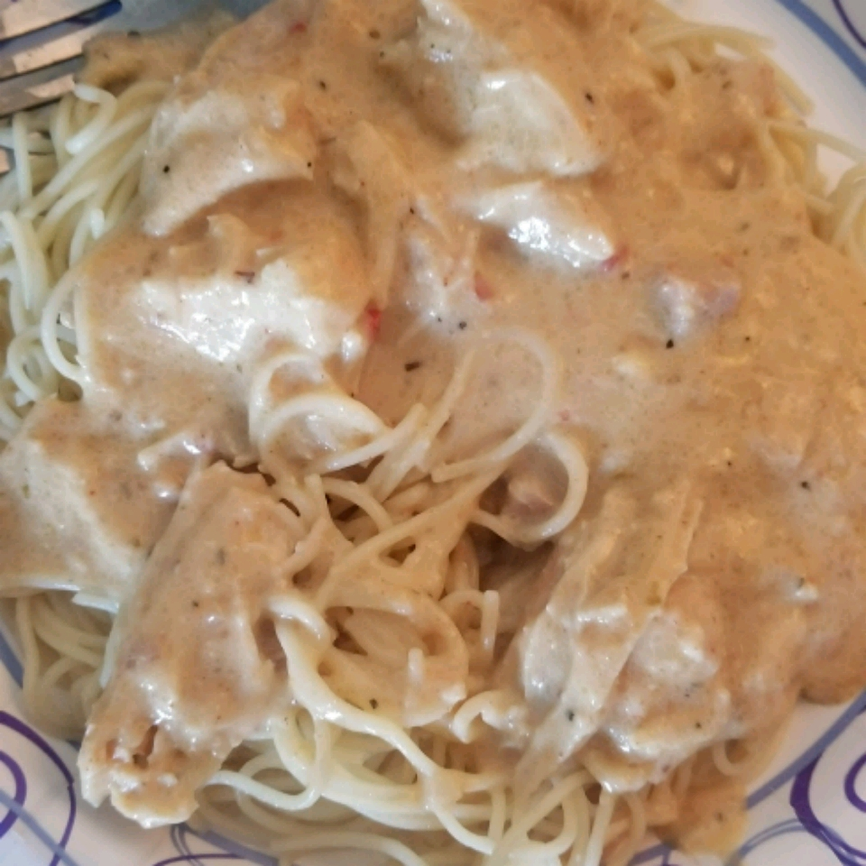 Melt-in-Your-Mouth Slow Cooker Chicken lacy