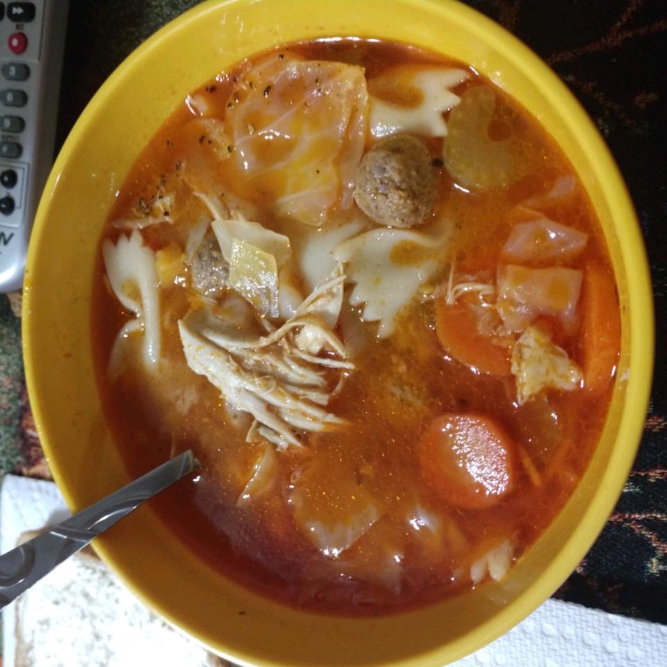 Wedding Soup Brian Wilson