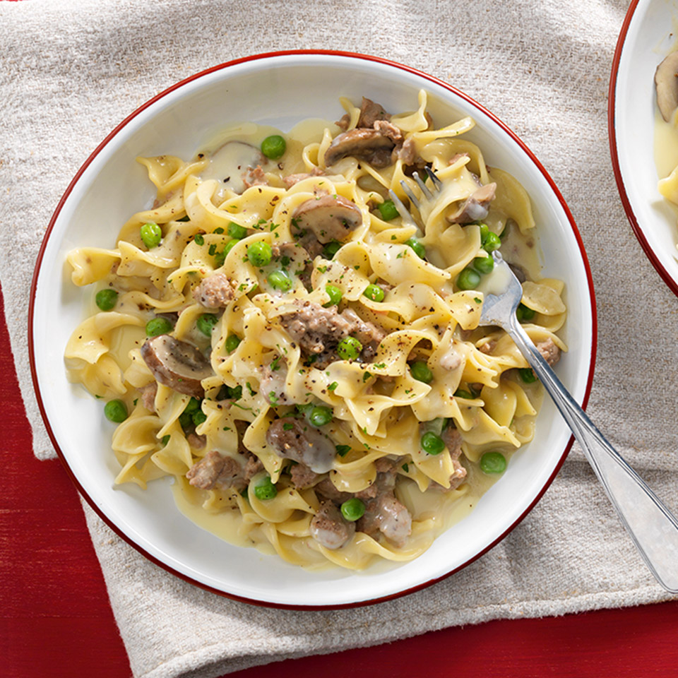 CAMPBELL'S(R) All-In-One Creamy Chicken Stroganoff