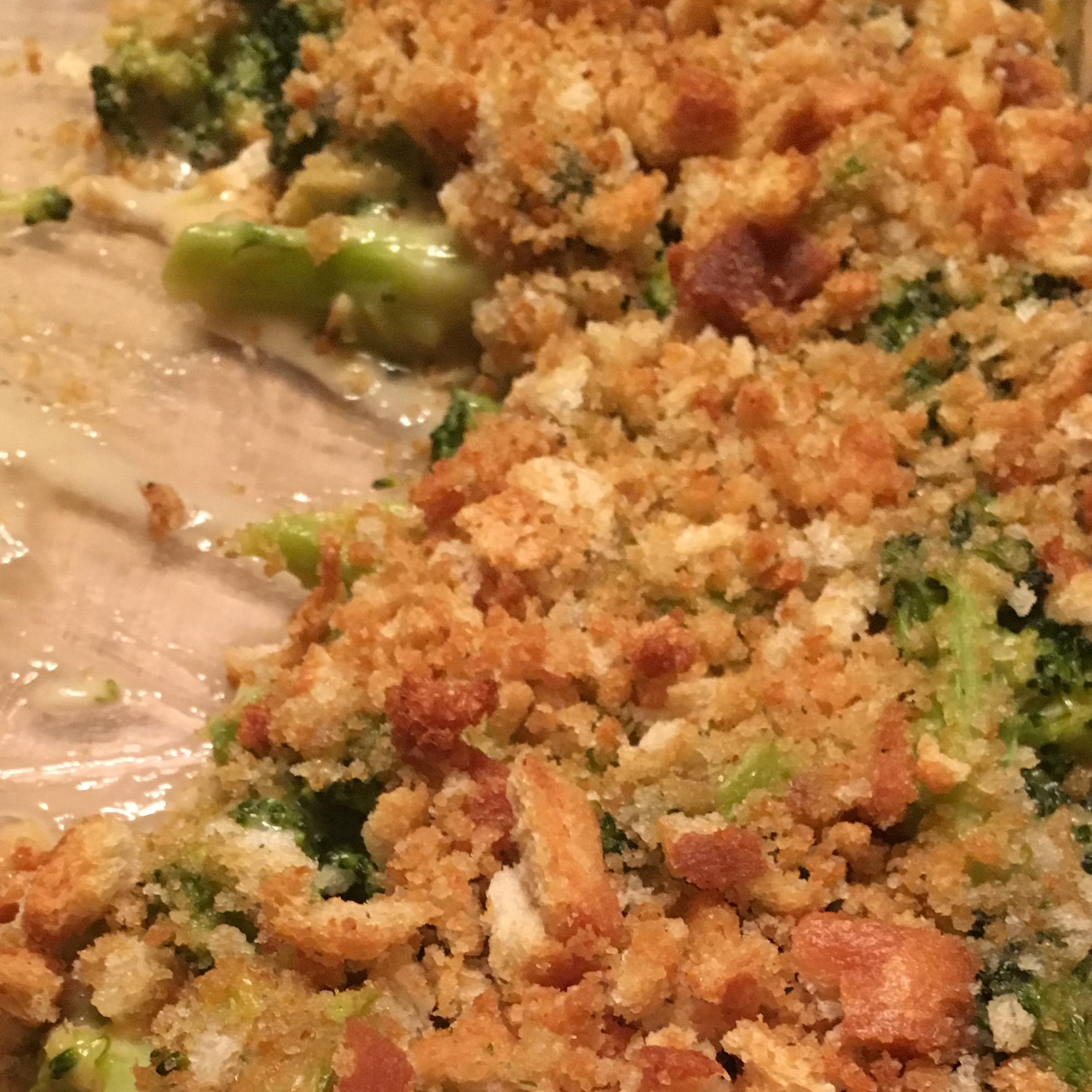Aunt Millie's Broccoli Casserole