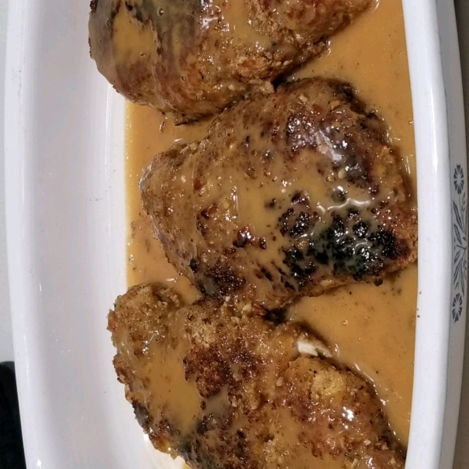 Bourbon Pecan Chicken steph mcconnell