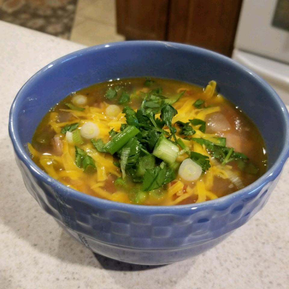 Southwest Tortilla Soup