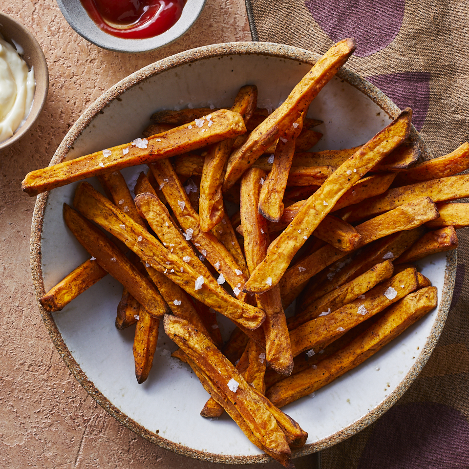 Air-Fryer Sweet Potato Fries Sarah Epperson